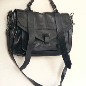proenza schouler classic black bag